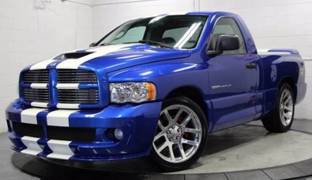 2018 Dodge Ram SRT 10 Price