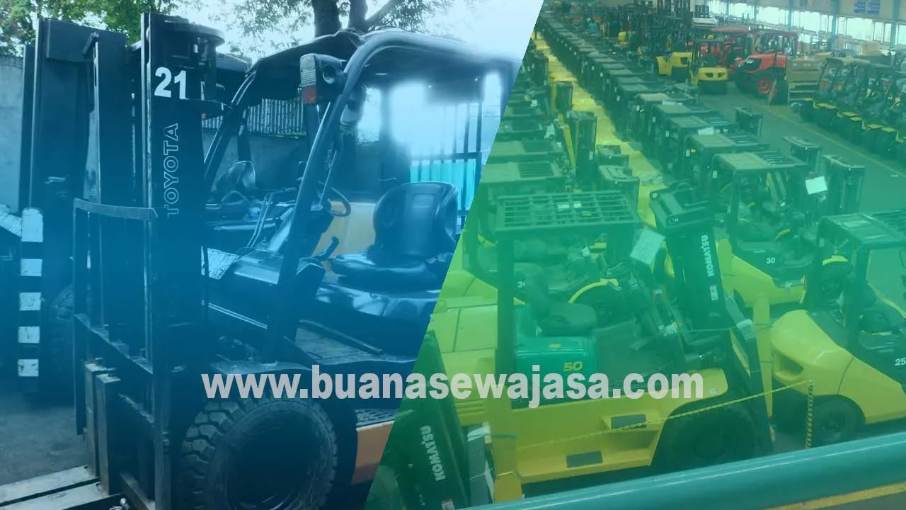 Harga Sewa Alat Berat Forklift