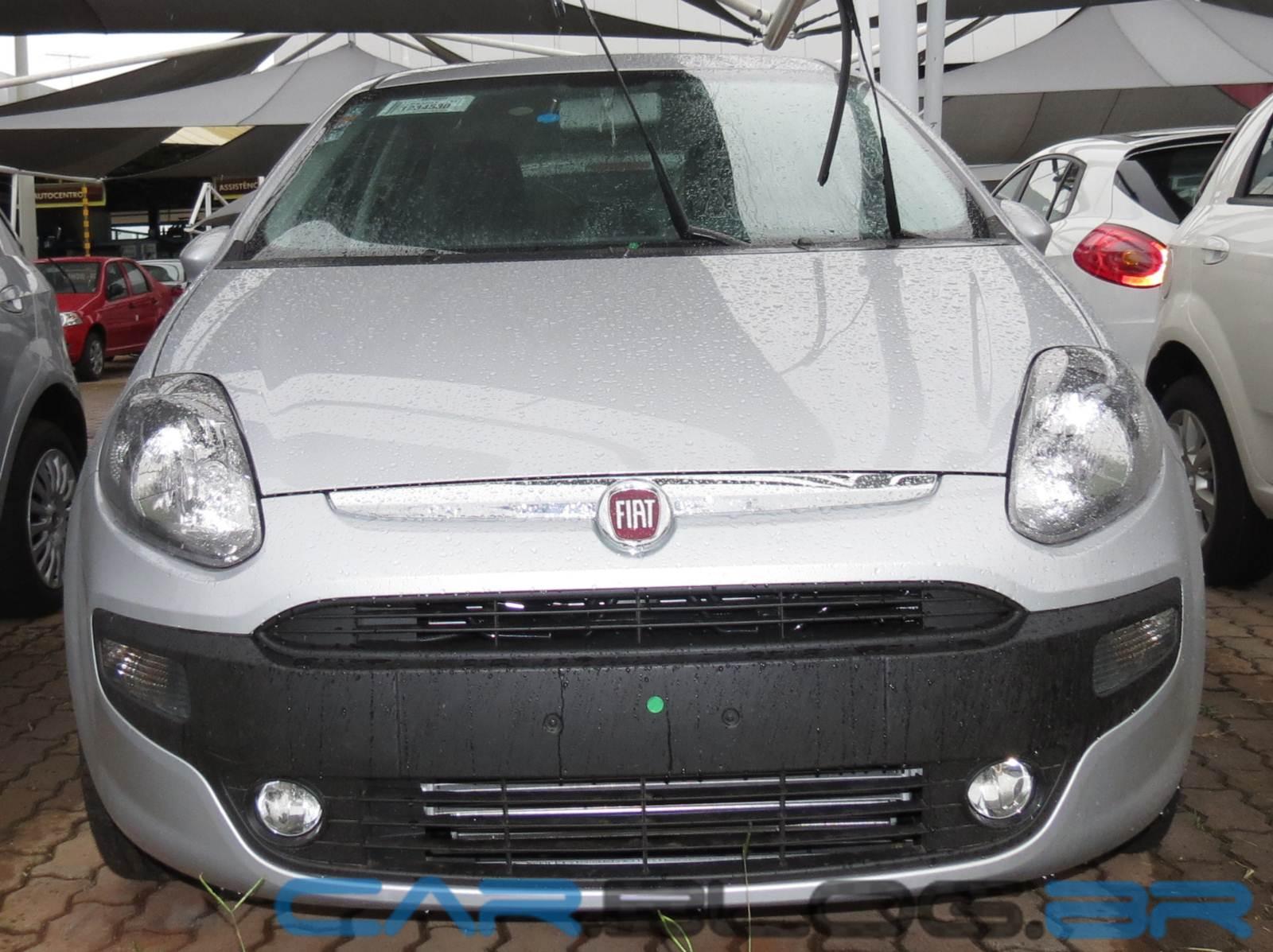 fiat punto attractive itália tem preço de r$ 40.970 | car.blog.br