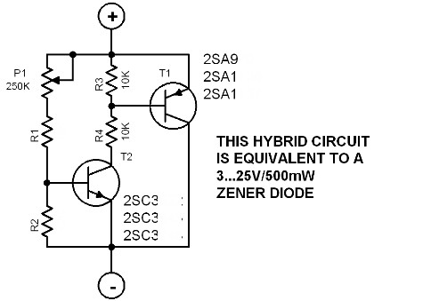 adjustable-zener-diode-circuit-diagram