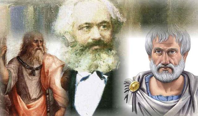 Perangkaian kata filsafat dengan nama seorang filsuf tertentu mengindikasikan bahwa setiap filsuf dengan aktivitas filsafat yang dilakukannya bermaksud membangun suatu bentuk penafsiran khusus yang lengkap dan menyeluruh terhadap segala sesuatu. Dalam Islam, dikenal dengan mazhab yang di kalangan suni saja terdapat empat mazhab besar, yakni Hanafi, Maliki, Syafi'i, dan Hambali. Di kalangan syiah, juga terdapat berbagai mazhab besar, yang juga terdapat perbedaan-perbedaan di antara mereka mengenai permasalahan yang secara syariah adalah sama.
