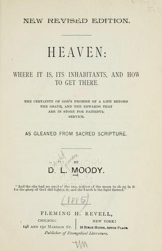 D. L. Moody-Heaven-