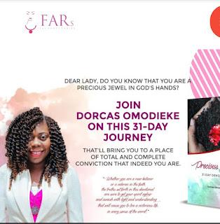 Precious Jewels Devotional by Dorcas Omodieke