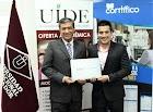 Contífico aporta con el desarrollo profesional de los estudiantes de la UIDE
