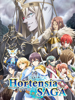 Assistir Hortensia Saga Online