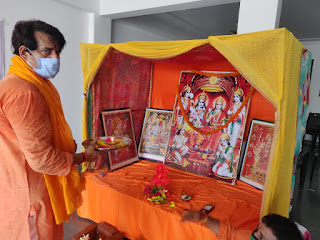 भगवान श्री राम के लिए रो पड़े सांसद रवि किशन | #NayaSaveraNetwork