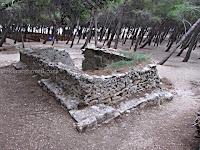Rimska piscina, Bol slike otok Brač Online