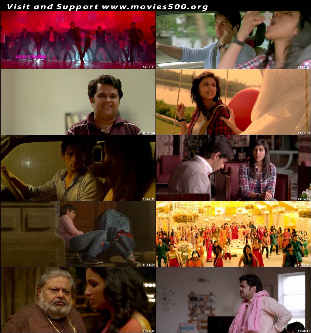 Hasee Toh Phasee 2014 Full Hindi Movie Download HD at movies500.site