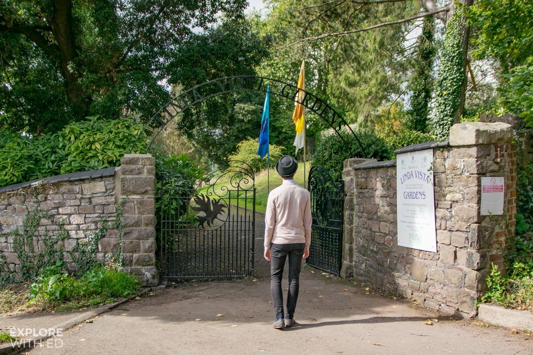 Linda Vista Gardens Abergavenny