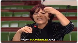 (بالفيديو) سامية عبّو : القضاء هو من اغتصب الثورة و الدولة