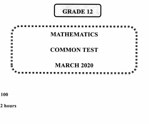 Grape Library: 2020 Grade 12 All Question Papers App