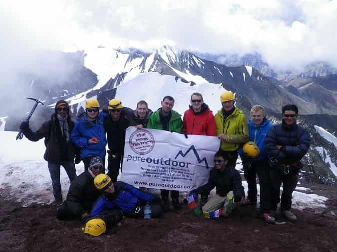 Stok Kangri summit trek