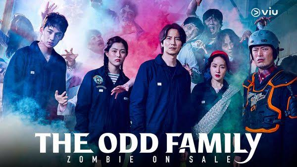 The Odd Family: Zombie On Sale (2019) Bluray Subtitle Indonesia