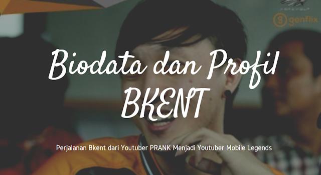 Biodata dan Profil Bkent AKA Bradon Kent Youtuber Konten Prank Jadi Mobile Legends