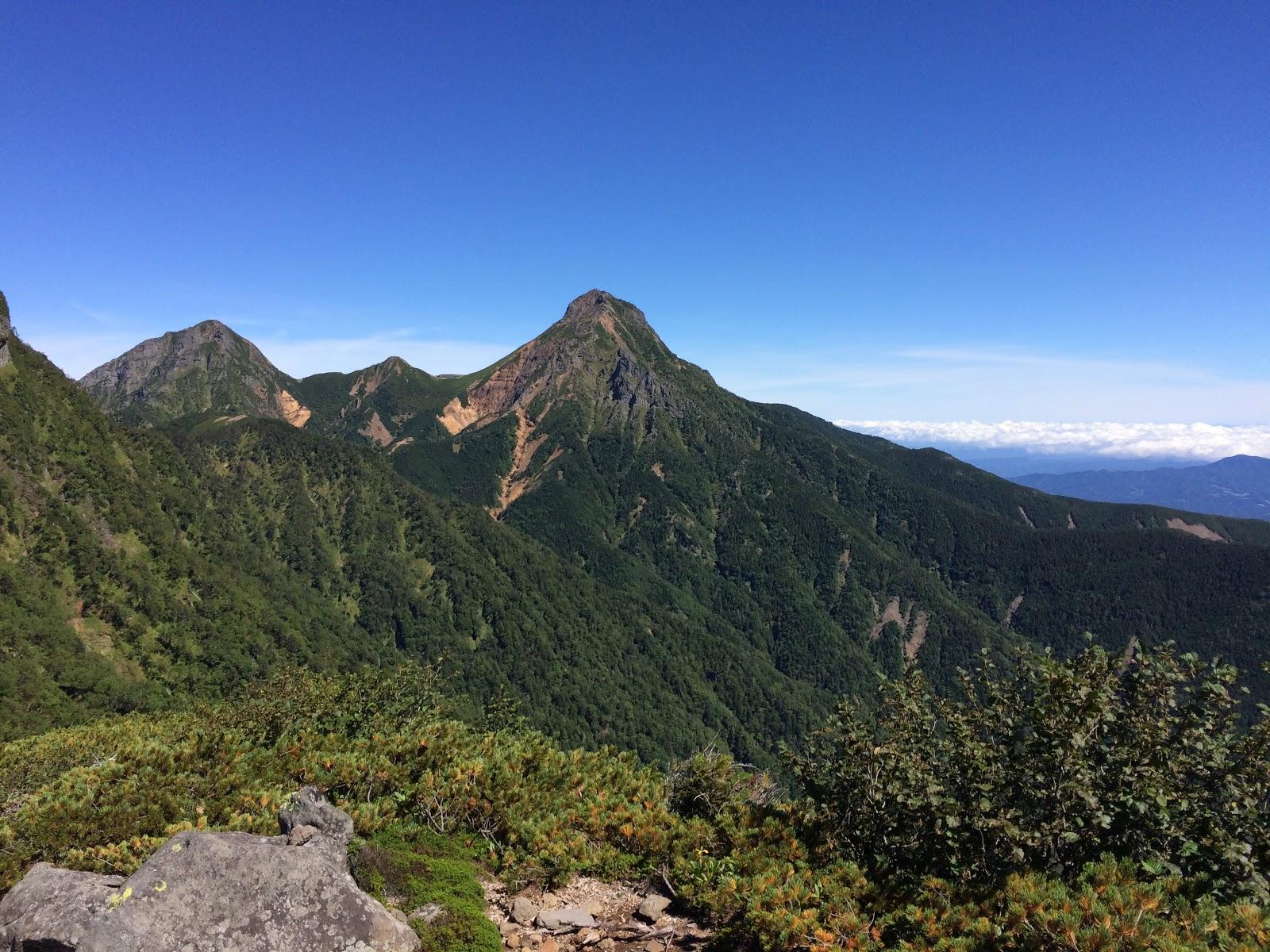 八ヶ岳 登山