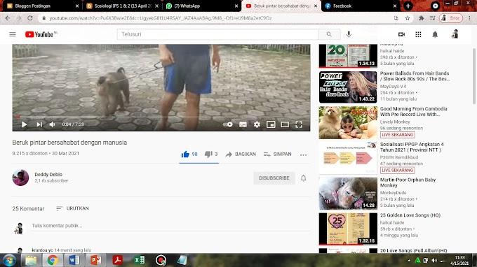Ijin Copyright/Pemakaian Ulang Video @Deddy Deblo