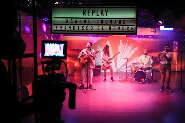Projeto Replay: Globo e Barry Company homenageiam os grandes discos da música brasileira