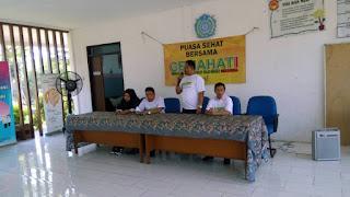 Cek Kesehatan Gratis kpd Warga Kel. Kembangan Utara bersama GEMAHATI & SUSU HAJI SEHAT, 26 Mei 2017 Jakarta Barat