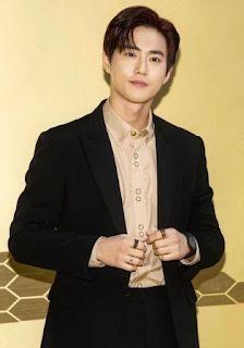 Suho EXO Member yang wamil 2021