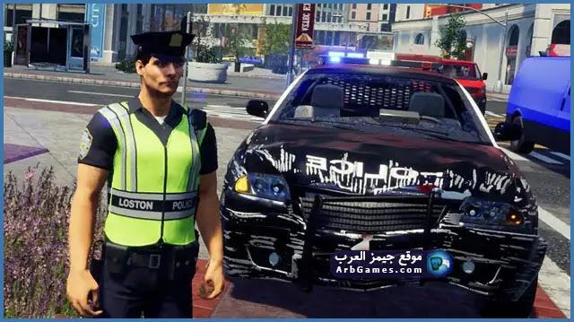 تحميل لعبة محاكي الشرطة Police Simulator للكمبيوتر