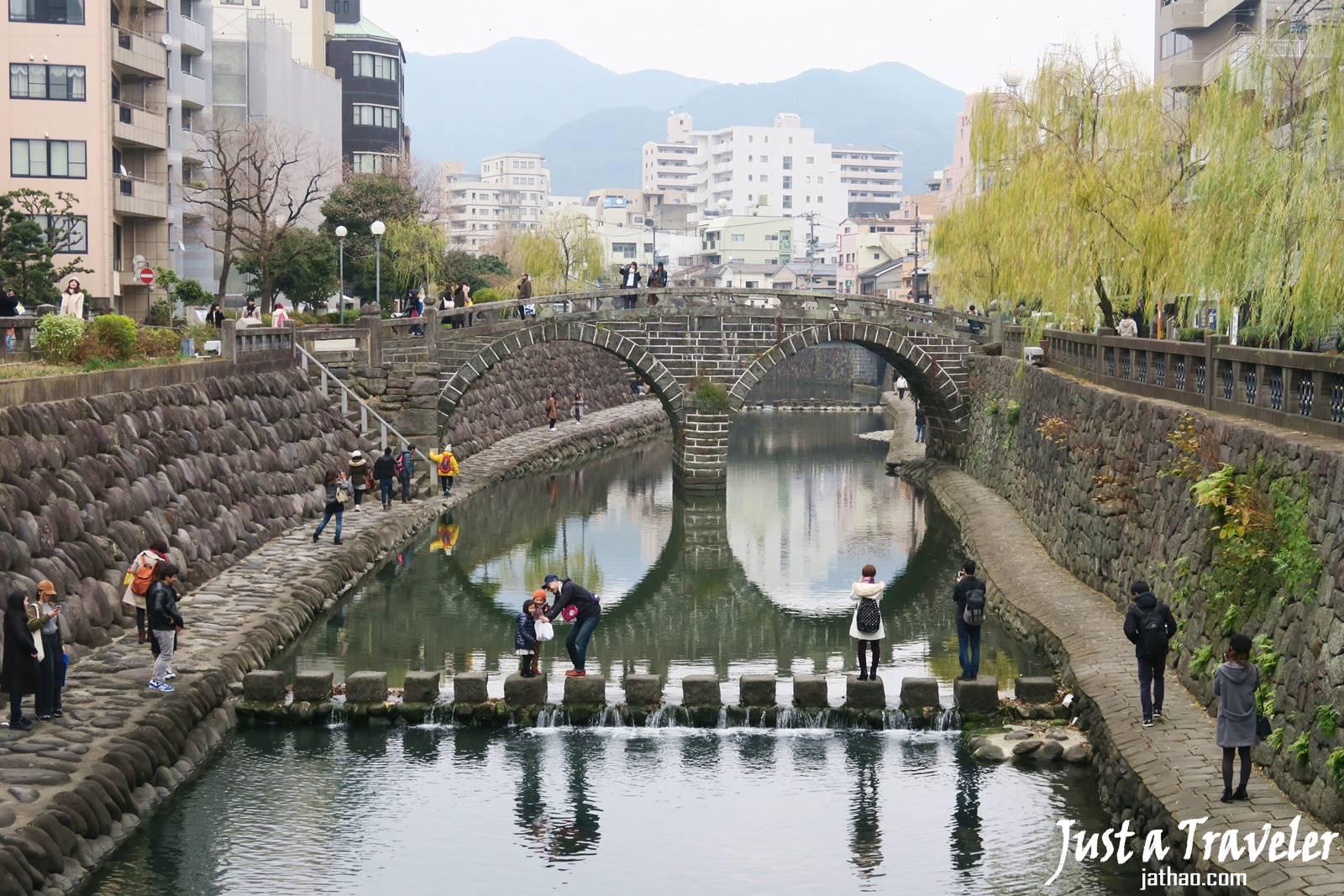 長崎-景點-推薦-眼鏡橋-長崎必玩景點-長崎必去景點-長崎好玩景點-市區-攻略-長崎自由行景點-長崎旅遊景點-長崎觀光景點-長崎行程-長崎旅行-日本-Nagasaki-Tourist-Attraction