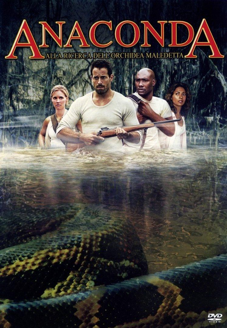 Anaconda 2 Poster a2zPosters: Anacondas ...