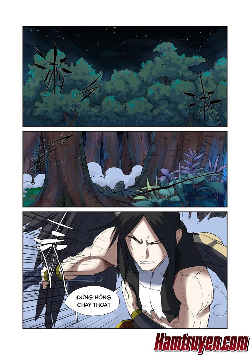 Yêu Thần Ký chap 173 - Trang 3