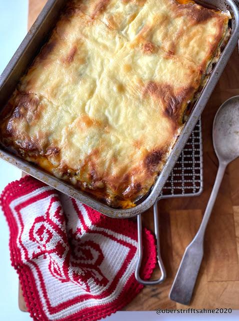 Lasagne low carb