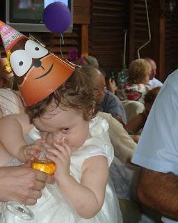 Motz party - Fitzi style!