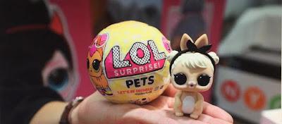 Обзор серии сюрпризов домашние животные кукол LOL Surprise