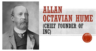 Allan Octavian Hume: A Conflicting Figure in Foundation of Indian National Congress