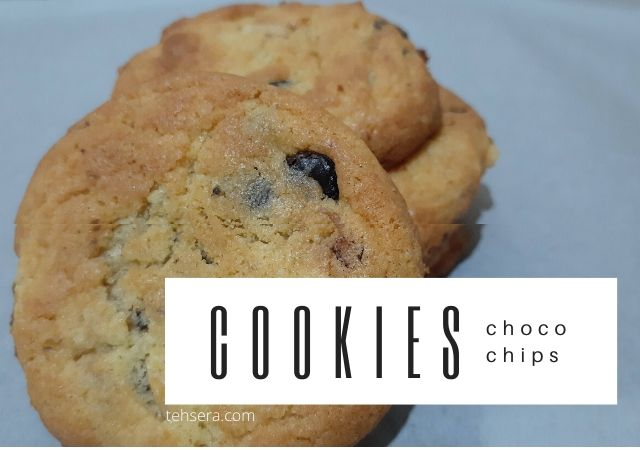 Resep Chocochip Cookies Tanpa Mixer