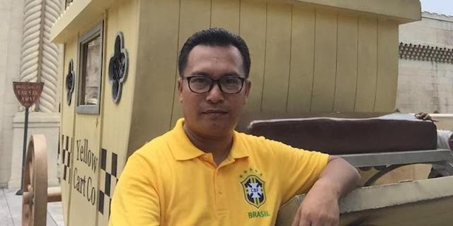 Iwan Sumule: Lucu, Luhut Klaim Terkendali, Wapres Bilang Pontang-Panting