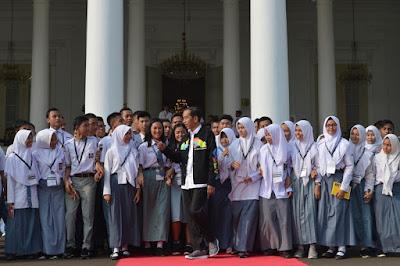 Survei Polcom: Jokowi Capres Pilihan Generasi Milenial - Info Presiden Jokowi Dan Pemerintah
