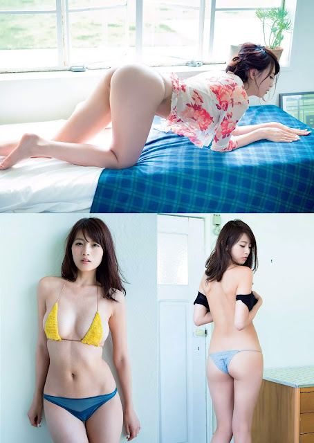 Hayase Aya 早瀬あや Attractive Body Images 2
