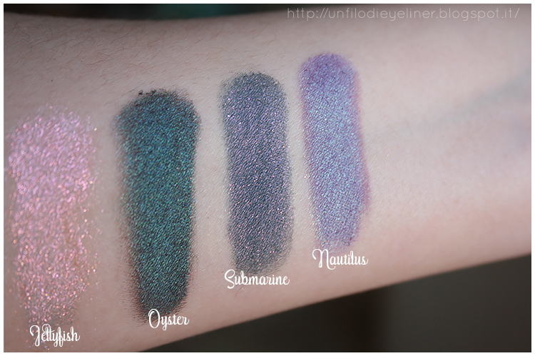 Preview: Sisters of Pearl Swatch