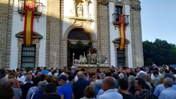 La parroquia de San Severiano de Cádiz celebrará su primera procesión por motivo al Corpus