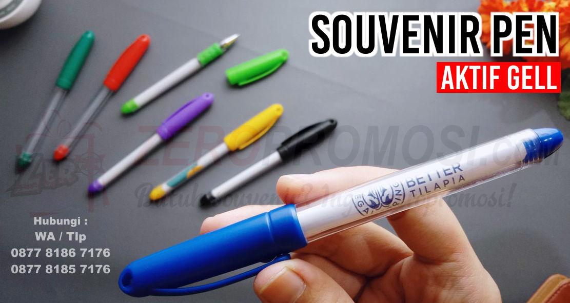 pen aktif gell, Pen Boss Gell, Pulpen Promosi Boss Gell Aktif, Pulpen Boss gel, Pen Aktif Gel, Bulpoin Boss Gell Aktif Tanpa Tali