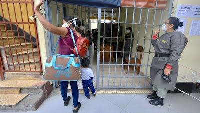 Más de 1,750 presos salieron en libertad por emergencia del coronavirus