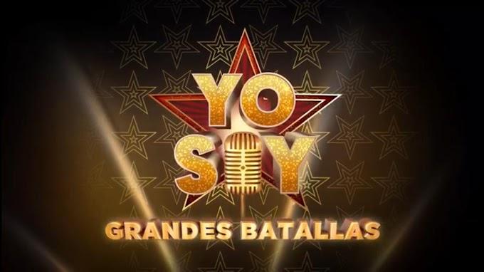 """""""YO SOY""""GRANDES BATALLAS Muy Pronto En las pantallas de Latina Televisión"""