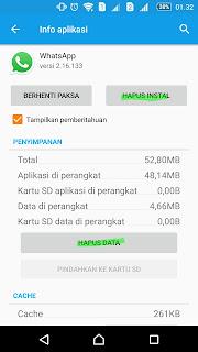 Instal dua Whatsapp pada satu hp Android GBWhatsapp Dua Whatsapp Dalam Satu HP Android