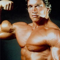 Arnold Schwarzenegger Motivação