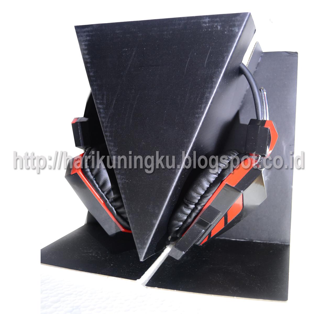 Nyoba Headset Rexus F 22 Gaming