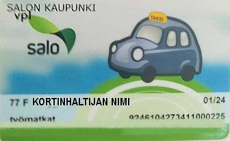 VPL:n perustuva LIKUMA-kortti.