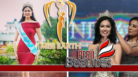 Miss Earth Nepal 2018