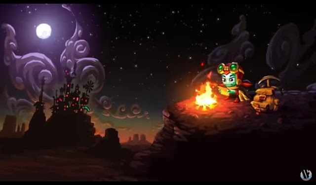 SteamWorld Dig 2 Screenshot-1