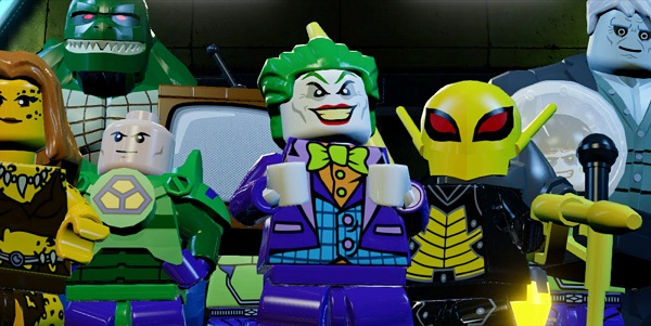 Lego DC Super Villains Release date