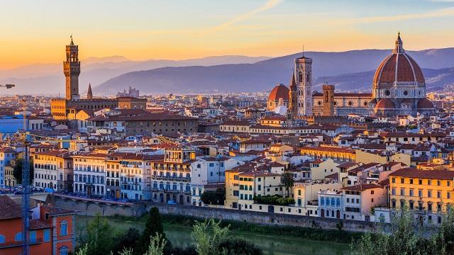 Florença - Itália/Reprodução