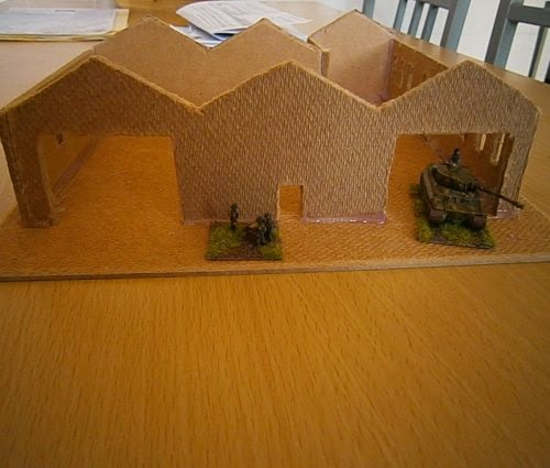 Making Stalingrad Ruined Factory One Pictures 8