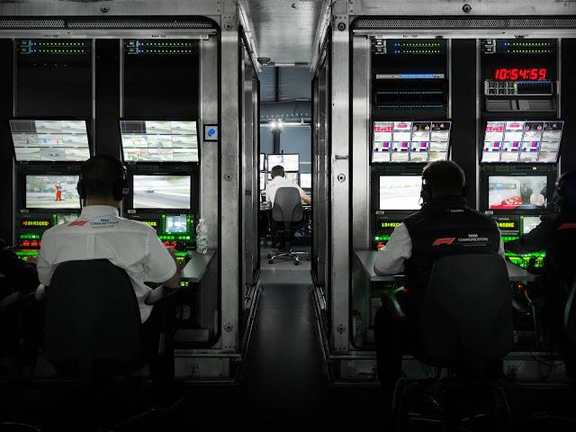 F1 radio Messages